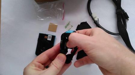 Unitech MS652+穿戴式条码扫描器 拆箱视频