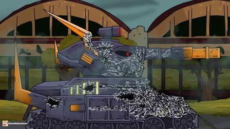 坦克世界动画:利维坦的死亡战斗