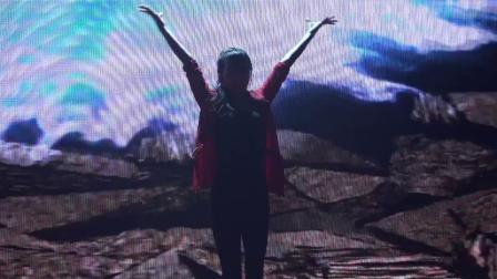全国广东珠三角深圳接单一手演出团南方艺术团创意特色节目开场节目人屏互动秀舞动青春