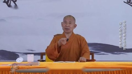 8波若菠萝蜜多心经(共15讲)赵老六制作