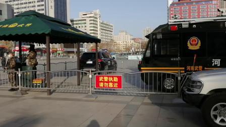 老吴观察:郑州火车站2021年春运第一天实况播报
