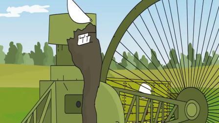 坦克世界动画:苏系两大阵营的比拼!