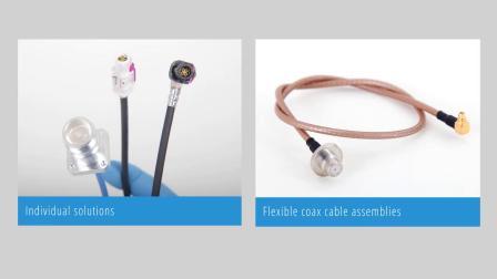 IMS CS Cable Assemblies