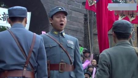 志宏即将上战场,养子跑去送行,志宏:这儿子我认了