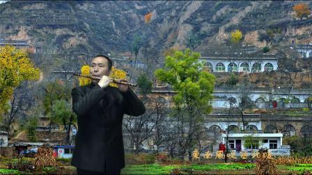 花儿一唱天下春-笛子独奏-琴台乐坊