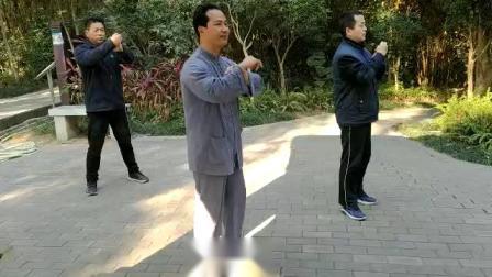 董伟昌老师老六路演习
