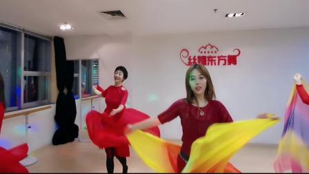 纱巾舞 丝媚东方舞