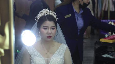 2020年12月27日.蓝小博&梁歆乔(婚礼录像)