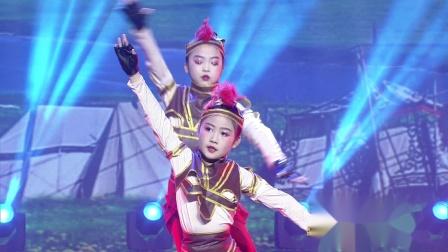 123童梦中原2021少儿舞蹈大赛(3号)-灵宝宏丽舞蹈-小马奔腾