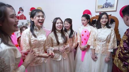 20.12.30婚礼全程记录