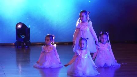 派澜少儿舞蹈 | 2020年教学成果展汇报演出 中国舞《快乐的小星星》