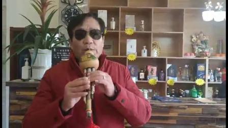 葫芦丝独奏《 月光下的风尾竹 》张怀庆