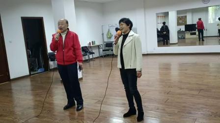 《我爱你塞北的雪》退休生活歌舞升平自娱自乐自学唱歌之二