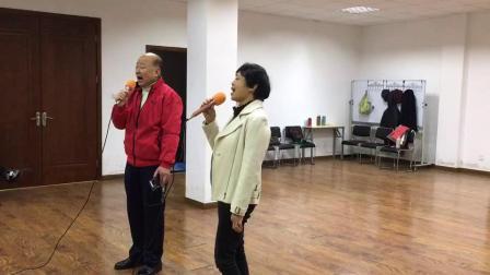 《我爱你塞北的雪》退休生活歌舞升平自娱自乐自学唱歌之三