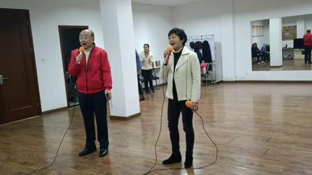 《我爱你塞北的雪》退休生活歌舞升平自娱自乐自学唱歌之一