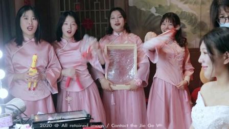 杰哥婚礼影像出品2012.16mv婚礼小视频 结婚当天视频录像小短片 堵门游戏