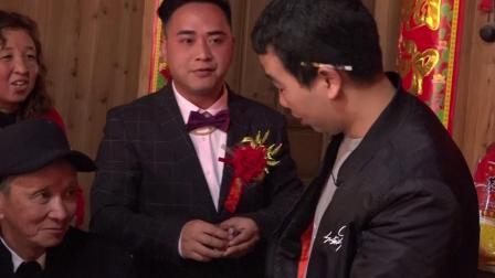 谢林焰潘丽彬结婚吉庆