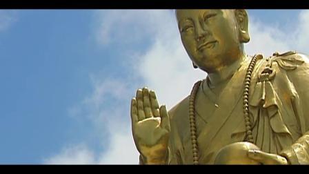 【新歌快递】云泉法师最新佛歌《阿弥陀佛住在我心间》KTV版上线