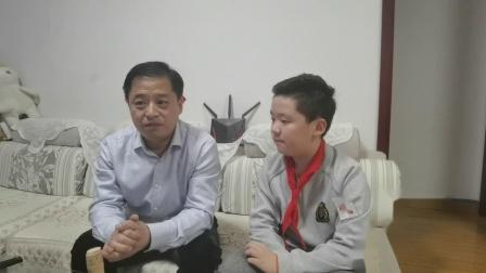 红领巾寻访百年光辉足迹 黄承睿