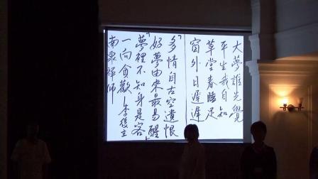 """48 2009南怀瑾老师在太湖大学堂禅修实录:不是""""人生如梦"""",梦就是人生_HD"""
