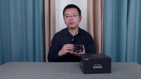胶片色彩 轻松玩转街头摄影 富士X-E4开箱体验