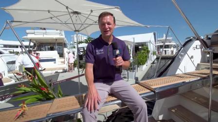 美国 NBC Sports 电视频道报道沛海驰 X70