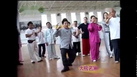 傅清泉老师精讲倒撵猴 是上下对拉 不是前后