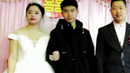 孙文君吴佳结婚庆典