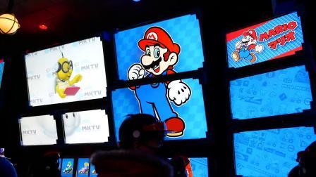 Mario Kart Koopa's Challenge FULL RIDE WITH AR & QUEUE TOUR