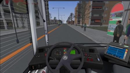 【Richard】梅 开 三 度 | 巴士模拟2 #46 京通市V1.1 539路