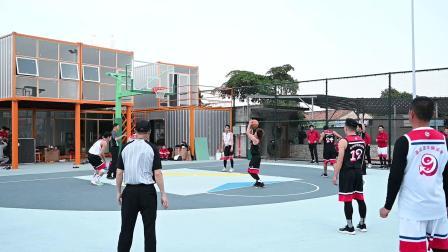 湛谊俱乐部创建十三周年篮球友谊赛 2021.1.30