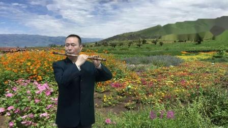那拉提的养蜂女-笛子独奏-琴台乐坊