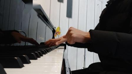 小雨老师演奏原创改编版《生日快乐变奏曲》2021最新版