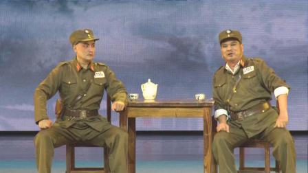 8、中国东盟优秀戏剧 八  粵剧《沙家浜之智斗》89