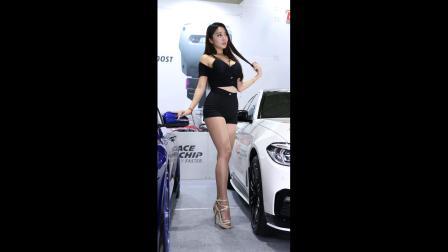 SEOUL AUTO SALON韩国美女车模