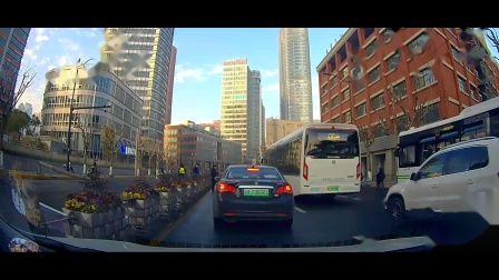 上海公交 巴士一公司 28路 杨树浦路临潼路站