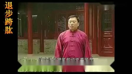 老架一路74式第六段动作分解教学(张东武)