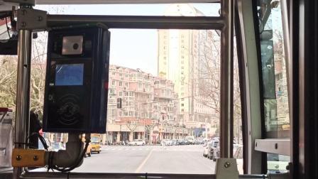 【浦东杨高】上海公交 1023路 W7F-007 龙阳路地铁站→龙阳路地铁站