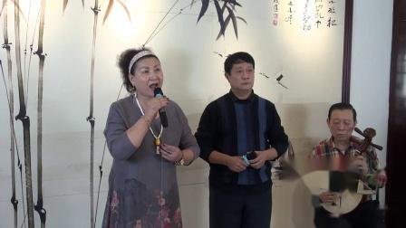 张道石.郑德荣《白毛女》选段