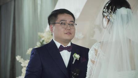 02高鹏 王琦  婚礼全程 光和影子