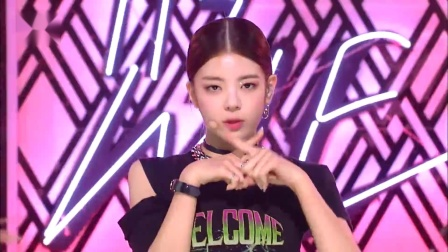 【ITZY】ITZY 回归舞台《WANNABE》LIVE现场版