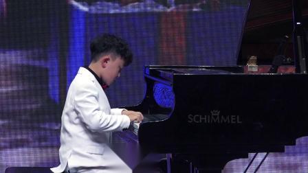28、江宇航  9岁《小奏鸣曲》op.36 no.6克莱门蒂