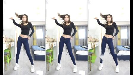 炫舞世家大叶子 牛仔裤 火车摇串烧舞蹈视频