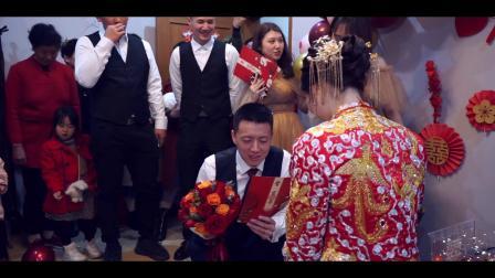 林雅锶&唐智贤结婚返亲誌喜