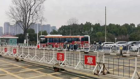 【火车视频】芜铜线大立新道口拍车