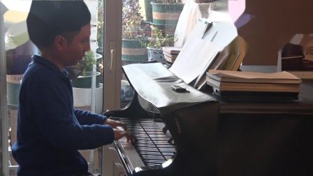 沈文裕演奏巴赫《赋格的艺术》对位曲3 BWV1080,3