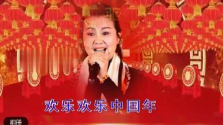合肥戏迷欢度新春 原唱《欢乐中国年》2