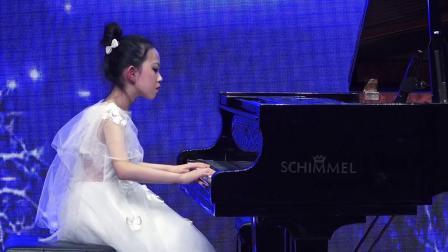 41、杨舒涵 10岁《梦中的婚礼》