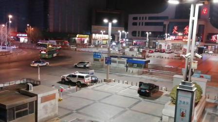 农历2020年大年除夕之夜郑州火车站
