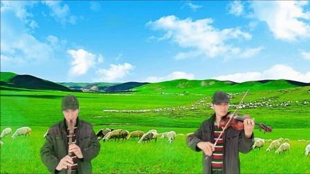 海 滨  F调箫吹奏   牧羊曲